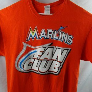 MIAMI MARLINS Fan Club Major League Baseball Tee